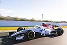 Формула 1 Первые тесты: как выглядят новые машины Ф1 на трассе