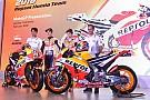MotoGP Repsol Honda lance officiellement sa saison 2018