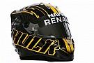 F1 Nico Hulkenberg presume su nuevo casco en redes sociales