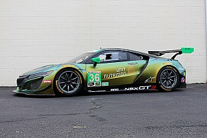 IMSA Breaking news CJ Wilson Racing to enter Sebring with Acura NSX