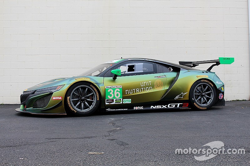 CJ Wilson Racing to enter Sebring with Acura NSX