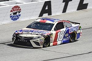 NASCAR Cup Qualifyingbericht NASCAR in Atlanta: Pole-Position für Kyle Busch