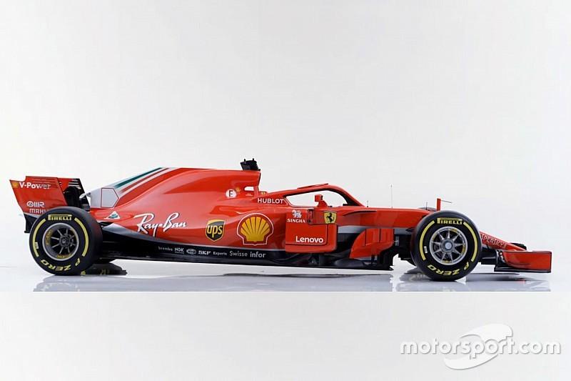 Berita F1 Foto Mobil F1 2018 Ferrari Sf71h