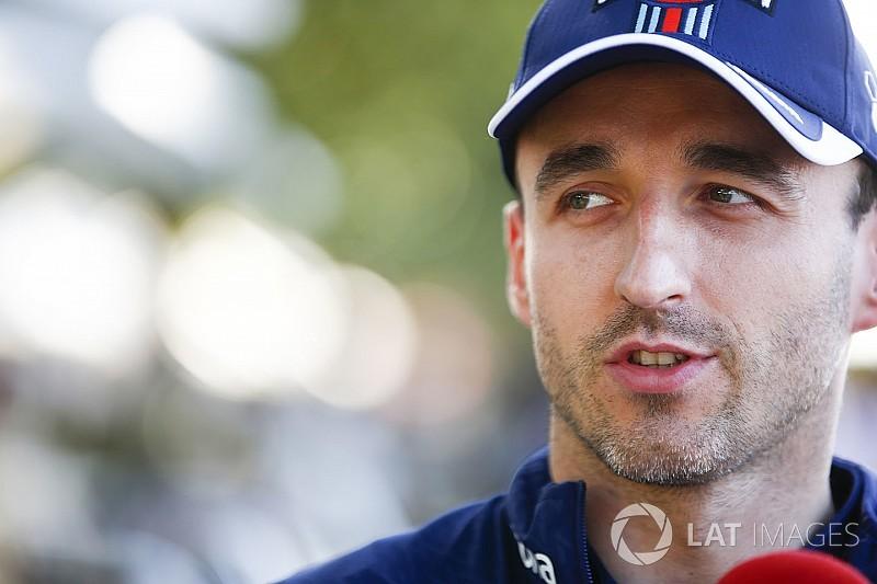 "Kubica: retorno à F1 trouxe de volta ""calma interior"""