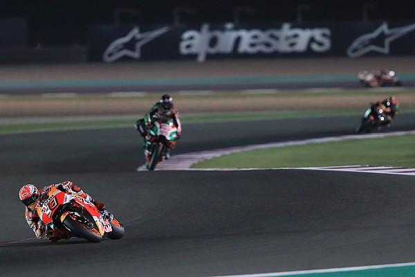 MotoGP Diaporama Les plus belles photos des premiers essais libres du GP du Qatar