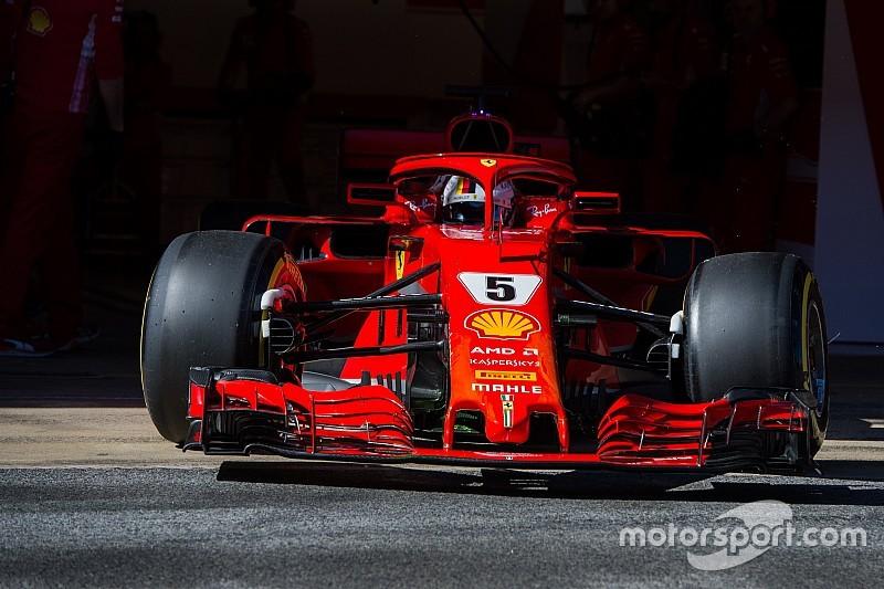 """Sebastian Vettel: """"Mercedes und Hamilton sind die Favoriten"""""""