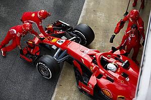Vettel úgy érzi, a Ferrarinak több tempót kell találni