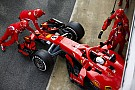 Vettel says Ferrari still needs more performance