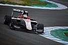 GP3 Pulcini s'offre le meilleur temps du plateau GP3 à Jerez