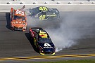 Daytona 500: Jimmie Johnson wrecks out of all three Speedweeks races