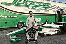 Indy Lights Celis vai disputar Indy Lights com Juncos Racing