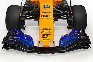 GALERÍA: El MCL33 con el que McLaren buscará volver a ganar