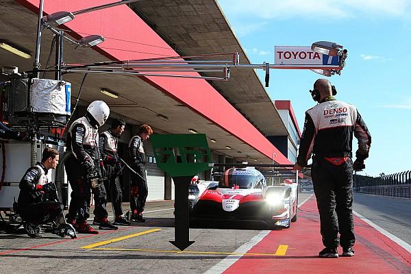 """WEC Важливі новини Toyota використає """"леманівський"""" аеропакет на етапі в Спа"""