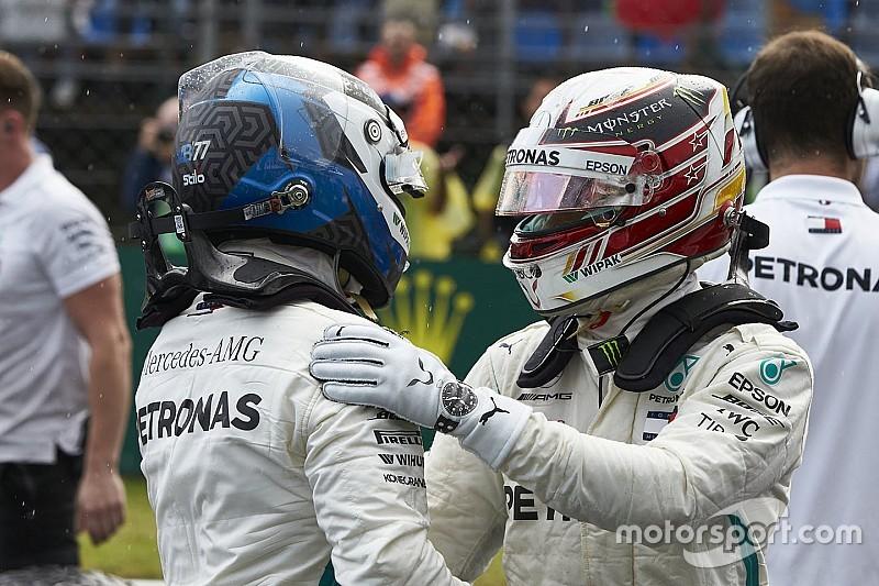 Mercedes neemt na Monza besluit over teamorders richting Bottas