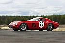 Auto Une Ferrari 250 GTO ex-Phil Hill pour des enchères record?