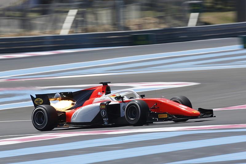 Merhi squalificato, Ghiotto sale al terzo posto nella Feature Race del Paul Ricard