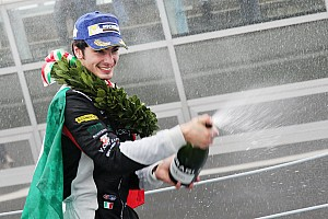 Carrera Cup Italia Ultime notizie Rovera-champagne per il titolo della Carrera Cup Italia colto a Monza