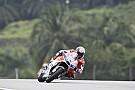 """Dovizioso: """"No fui el más rápido por quererle meter presión a Márquez"""