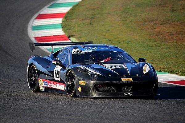 Ferrari Race report Ferrari World Finals: Rubbo wins 458 World Final
