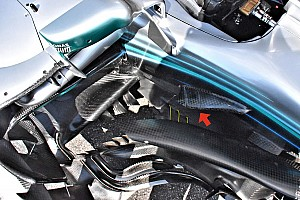 German GP: Latest F1 tech updates, direct from the garages