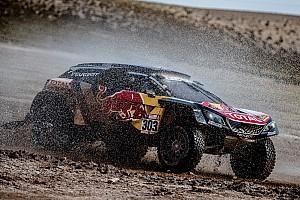 Dakar Son dakika Dakar lideri Sainz, ATV ile çarpışma nedeniyle ceza aldı