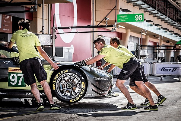 Aston Martin определилась с составом гонщиков в WEC