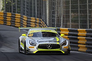 GT Race report Macau GT: Mortara wins after crash decimates field