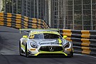GT Macau GT: Mortara on pole as Mercedes dominates