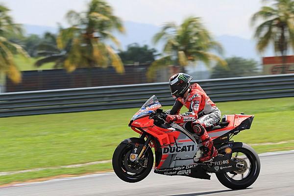 MotoGP Lorenzo: Ducati'nin gelişmek için hâlâ çok yolu var