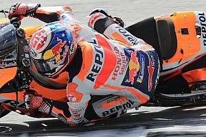 MotoGP Son dakika Pedrosa lastik sorunu çözmeye çalışıyor