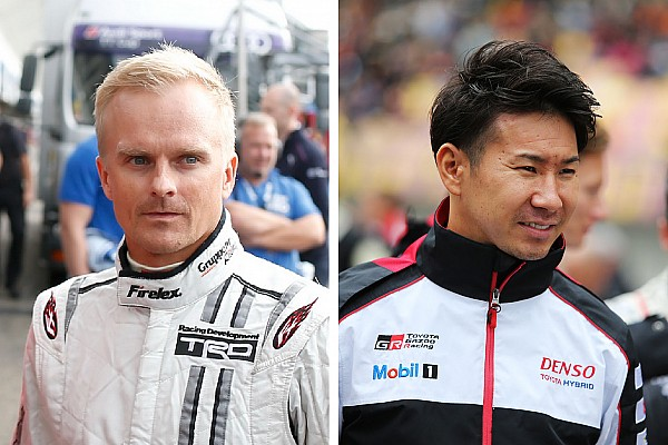 Un duo Kovalainen-Kobayashi en Super GT