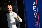 Формула 1 Кубица стал пилотом по развитию Williams