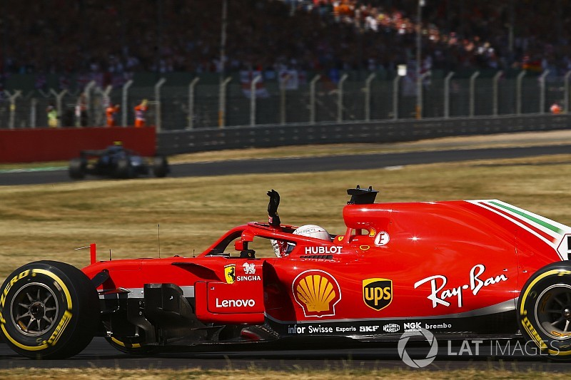 Galeri: Britanya GP'sinin en iyi telsiz mesajları