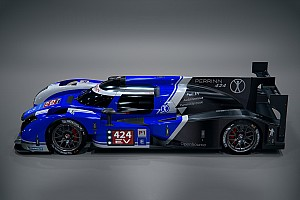 Le Mans Breaking news Perrinn prototype to be powered by Formula E motors