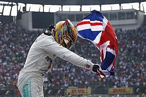 Formula 1 Race report GP Meksiko: Verstappen menang, Hamilton juara dunia