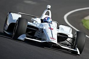 IndyCar News Nach Hersteller-Tests mit 2018er Aero: Optimismus bei IndyCar-Stars