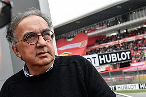 Illness forces Marchionne out of Ferrari