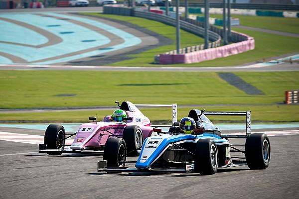 Формула 4 Важливі новини Давід Шумахер програв боротьбу за титул Ф4