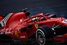 Ferrari SF71H против Mercedes W09: наглядное сравнение