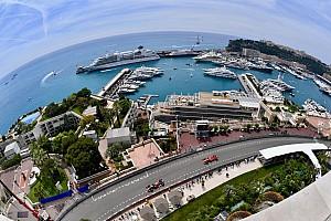 Формула 1 Избранное Гран При Монако: стартовая решетка в картинках