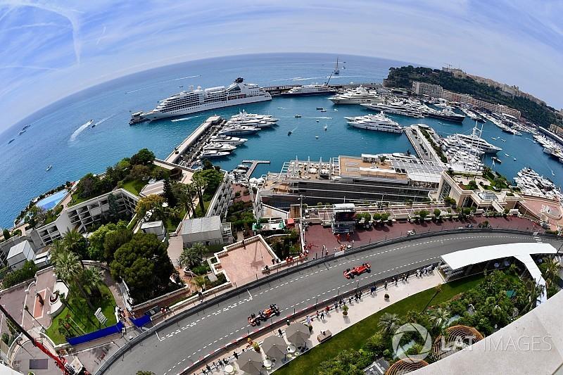 Гран При Монако: стартовая решетка в картинках