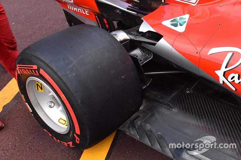 Ferrari experimentará con su antigua suspensión en Mónaco