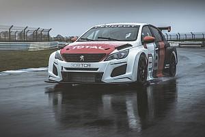 Peugeot tampilkan 308TCR baru untuk musim WTCR 2018