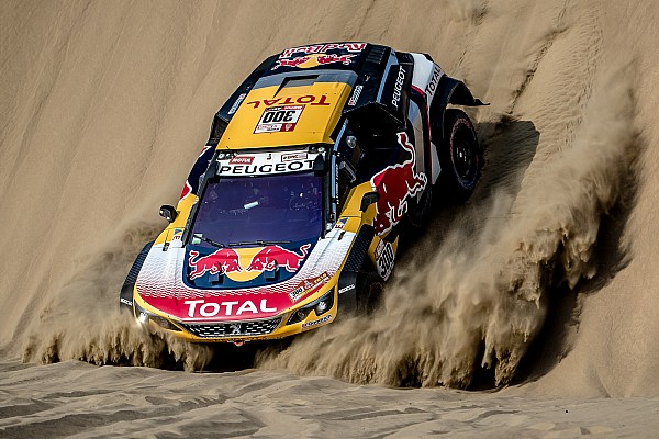Dakar, Peterhansel: