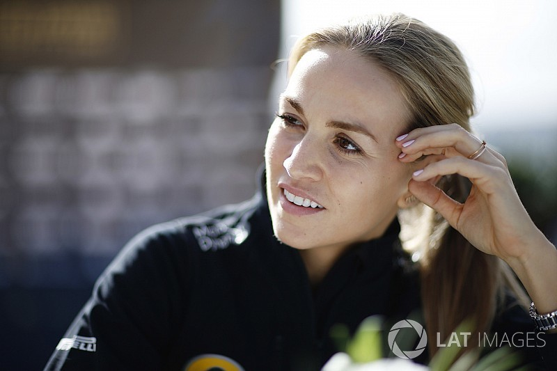 Carmen Jordá probará un Fórmula E en México