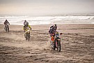 Tres fábricas se juegan la victoria del Dakar