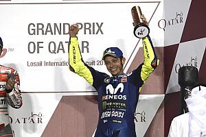 MotoGP Últimas notícias Rossi: Pódio mostra que não estou tão velho pra correr