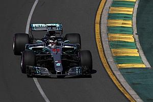 EL1 - Hamilton le plus rapide, McLaren chasse le temps perdu