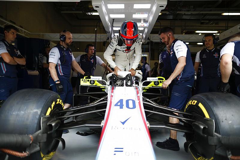 Test Pirelli: Kubica e Verstappen completano il programma a Silverstone