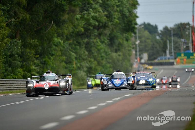 Le Mans revela los competidores restantes para 2019